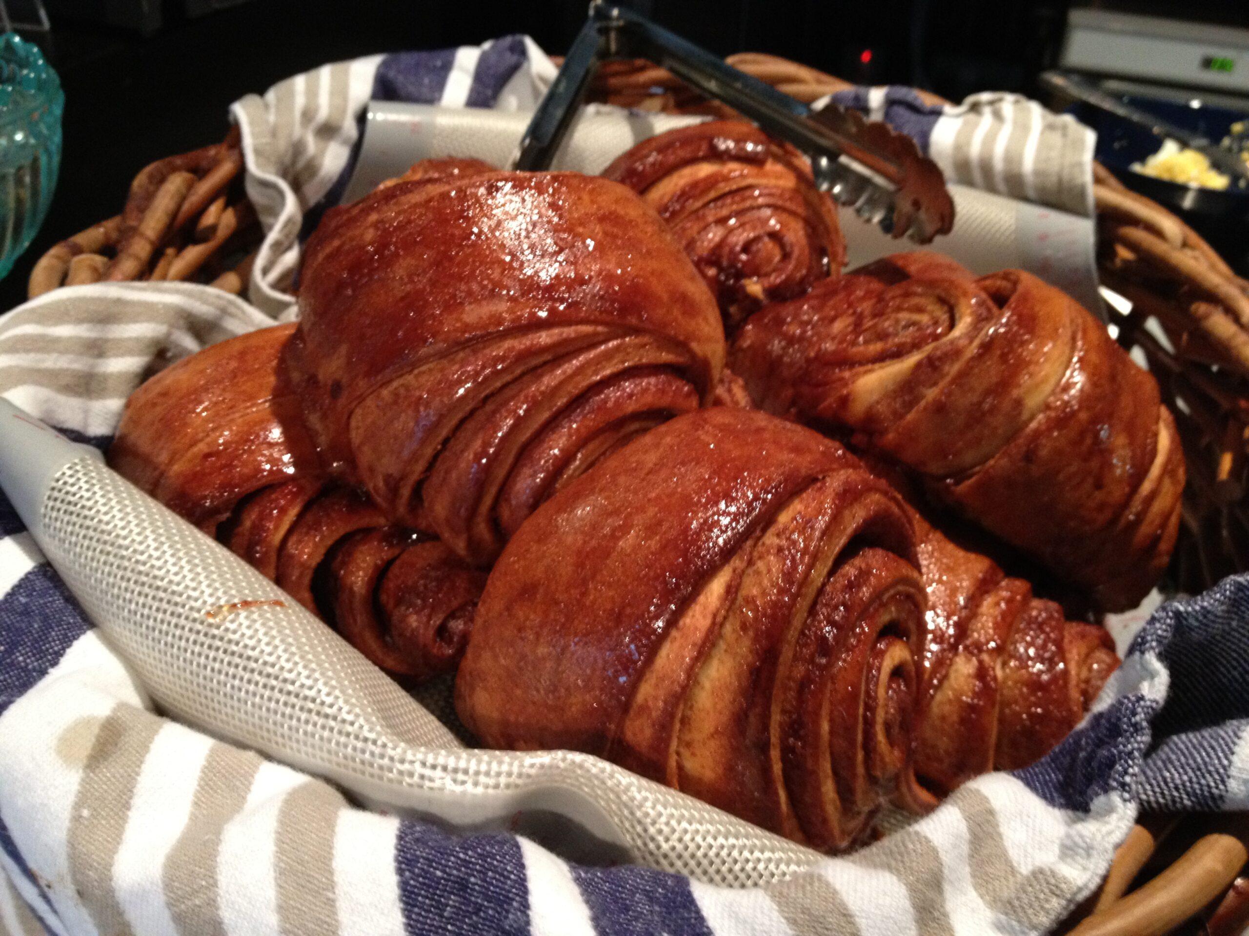Cinnamon Bun bakery